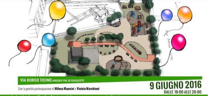 News: Parco Borgo Ticino
