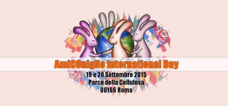 Evento: Amiconiglio International Day