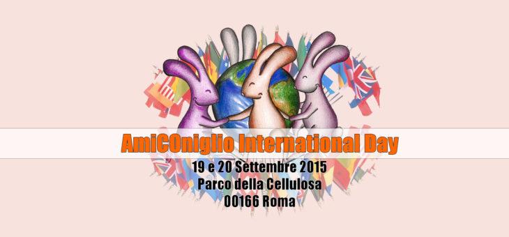 Evento: Amiconiglio International Day