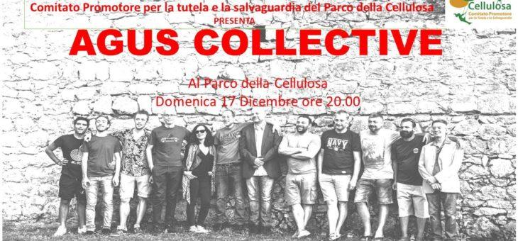 Concerto Agus Collective al Parco della Cellulosa