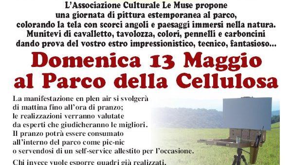 LE MUSE – EVENTO CULTURALE AL PARCO: Sabato 13 maggio 2012  Estemporanea di pittura