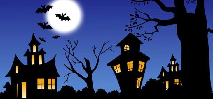 giovedì 31 ottobre Festa di Halloween per i Bambini al Parco della Cellulosa!