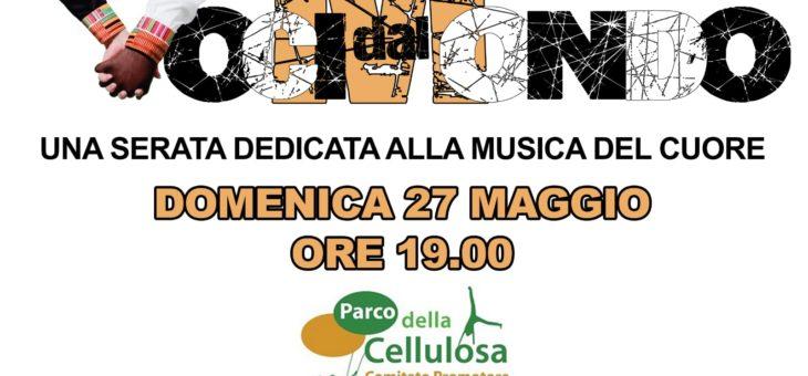 """""""Voci dal Mondo"""" – Domenica 27 maggio Musica Africana al Parco della Cellulosa!"""