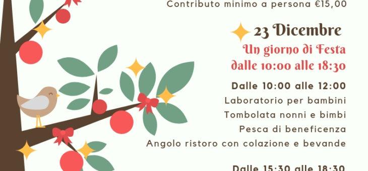 Natale al Parco della Cellulosa – 22 e 23 Dicembre