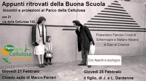 """Chiedo Asilo"" Cineforum al Parco della Cellulosa – 21 Febbraio"