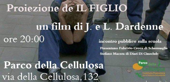 """""""Il Figlio"""" Cineforum al Parco della Cellulosa – 20 Marzo"""