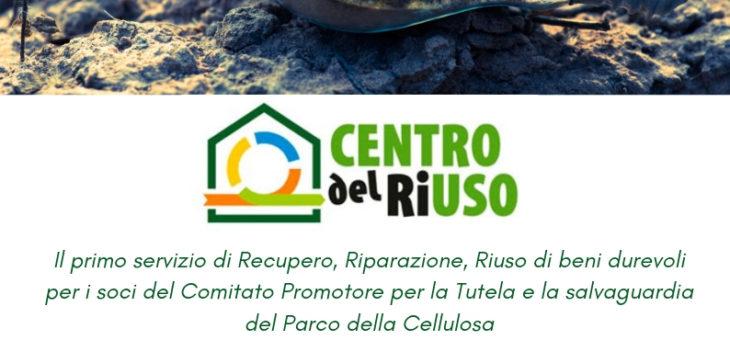 inaugurazione CENTRO DEL RIUSO: venerdì 10 maggio